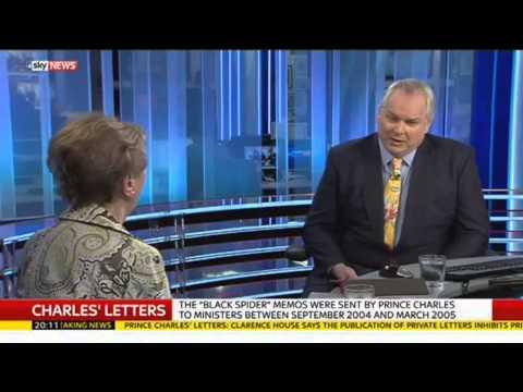 Dame Margaret Beckett On Prince Charles' Letters