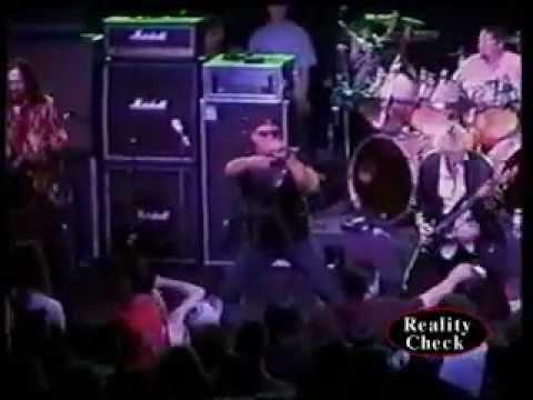 Heathen at Thrash of the Titans 8/11/01