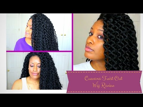 Cuevana Twist Out Wig Review-1B