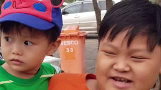 Tin và anh Hai đi du lịch Vũng Tàu, leo núi Tao Phùng