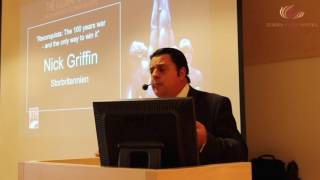 "Nick Griffin: ""Populist Revolts - What Is To Be Done"""