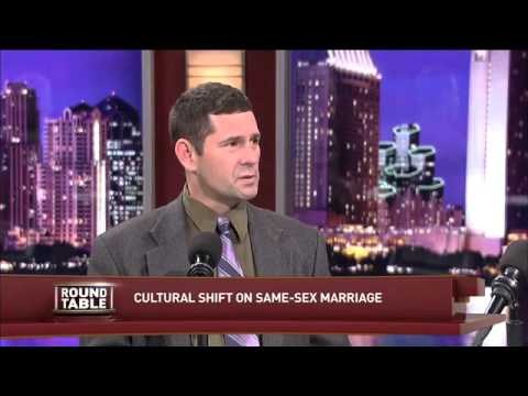Roundtable: Hospice, Prop 8, Military and Climate Change