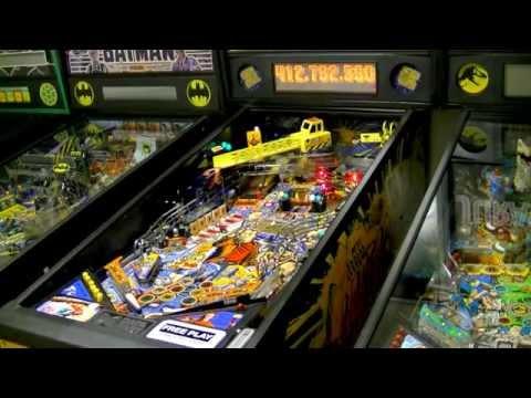 Data East Last Action Hero Pinball (1993) ピンボール ラスト アクション ヒーロー ピンボール