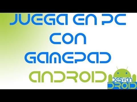 Convierte tu android en un mando inalámbrico para pc   GAMEPAD MOBILE