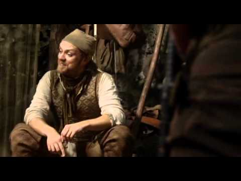 Robin Hood   2x09   Lardners Ring  will you marry me!