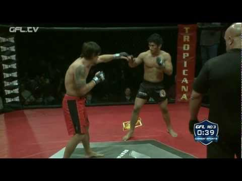 "MMA Drew Puzon vs. Aung La ""The Burmese Python"" Nsang ROC 38 FULL FIGHT HD"