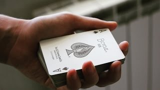 Cardistry bicycle standart