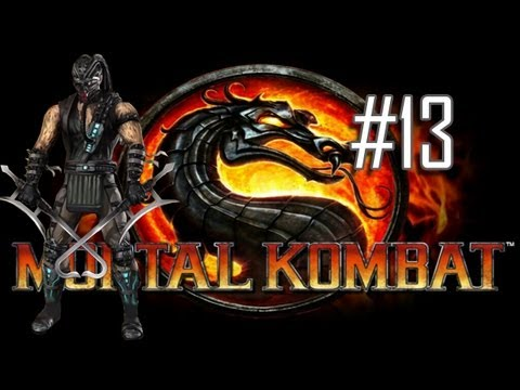 Mortal Kombat 9 - modo historia - capitulo 13 (en español) Kabal