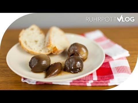 Antipasti: Eingelegte Zwiebeln - Vegan Grillen - Veggie-Day
