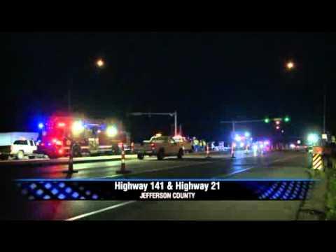 Highway Worker Struck On Jeff Co Highway