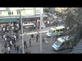 12/13 AIK Solna - Lech Poznan clash in Stockholm