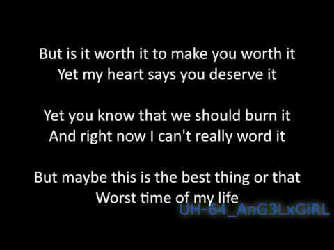 Ivan B. - About You (Lyrics Video HD)