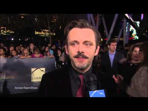 Michael Sheen  Breaking Dawn Part 2 Premiere!!