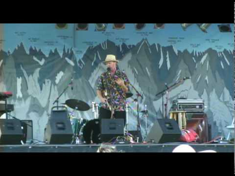 Joe Craven Millpond Music Festival 2009- Bishop, CA
