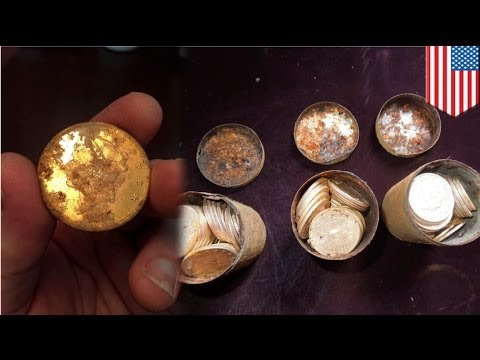 $10 million in rare gold coins found in California