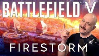 Battlefield 5 FIRESTORMM  // PS4 Pro // Battle Royale for Battlefield V // Live Stream Gameplay