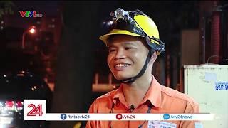 Mùa hè - Cuộc chiến của những công nhân ngành điện | VTV24