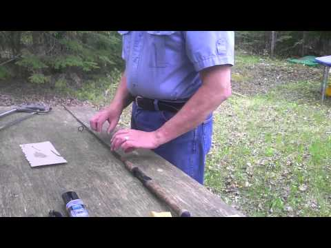 How To Repair And Reinforce a Broken Fishing Rod