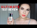 IN DEPTH Wet N Wild Photofocus Foundation REVIEW AND WEAR TEST KatEyedTv mp3
