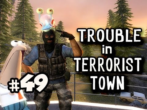 IVE BEEN CORNERED! - Trouble In Terrorist Town w/Nova & Immortal Ep.49