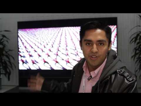Vizio 120-inch Ultra HD TV: CES 2014