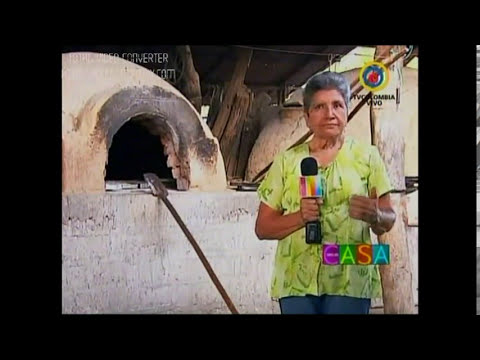 Especial RCN Origen del Bizcocho de Achira: Vereda Chenche Asoleado en Purificación Tolima.