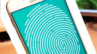 Samsung Galaxy S6 / S6 Edge FingerPrint Setup