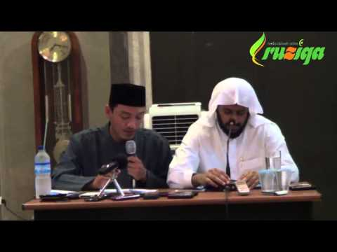 Ust. Faqih Hamzah - Syaikh DR  Muhammad Salim An Numan - I