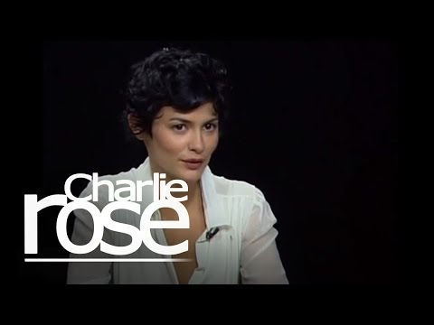 Audrey Tautou | Charlie Rose