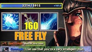 161 Mana Regen Intelligence Zip Zap Master | Dota 2 Ability Draft