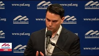 Leftist Woman Asks Shapiro If He's Transphobic  from The Daily Wire