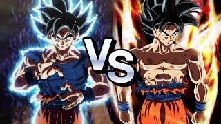 Ultra Instinct Goku VS Limit Breaker Goku? - Dragonball Super Diskussion