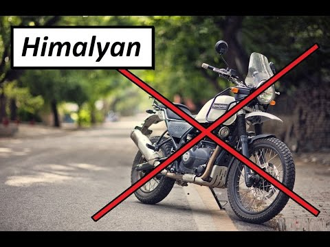 Royal Enfield Himalyan Review || Why not to buy ROYAL ENFIELD HIMALYAN