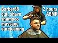 Barber88s 2 Hour ASMR Barbershop visit