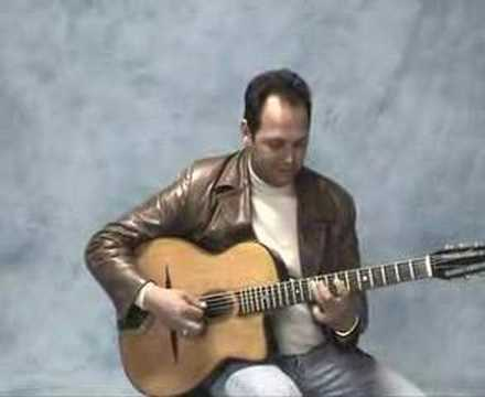 Stochelo Rosenberg Guitar Lesson