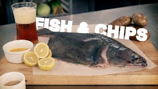 How to Make Fish & Chips with April Bloomfield