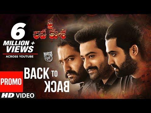 Jai Lava Kusa Video Songs - Back to Back Promos - NTR, Raashi Khanna, Nivetha Thomas