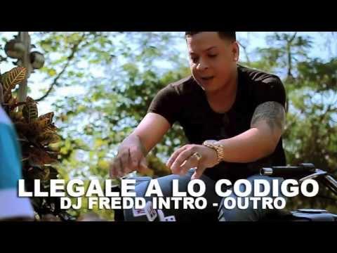 Llegale A Lo Codigo - El Chuape - DJ Fredd - Dembow Intro Outro
