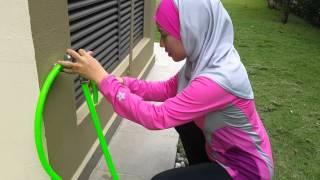 Download How to Perform Ablution with Hijab On 3Gp Mp4