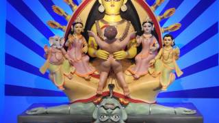 Most Beautiful and Creative Durga Thakur in Kolkata --2015