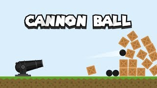 Cannon Ball ( Physics ) - Construct 2 Tutorial