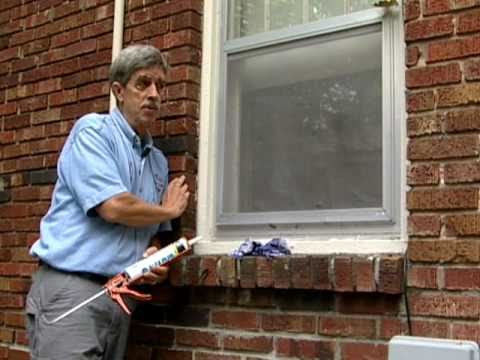 Sealing Air Leaks in your Home