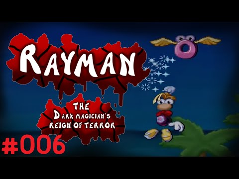 Dangerous Night (Trpoical Isle) #006 |Rayman: Dark Magician's Reign of Terror! (Fan-Game)