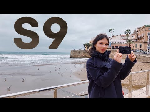 Samsung Galaxy S9 и S9+: iPhone побежден