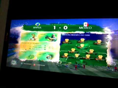 Fifa world cup 2014 brasil vs mexico