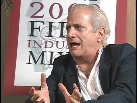 Ron Palillo 2009 Film Industry Mixer VIP Interview
