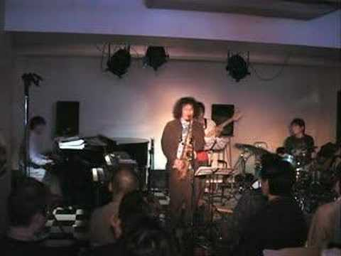 2007.512.AOKKI ELECTRICBAND@Miles'Cafe