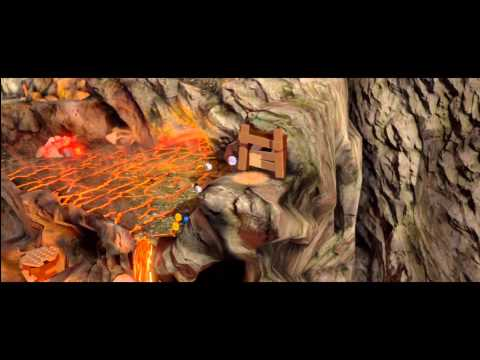 Lego Lord of the Rings: Level 18/Mount Doom - FREE PLAY - All Collectables - HTG