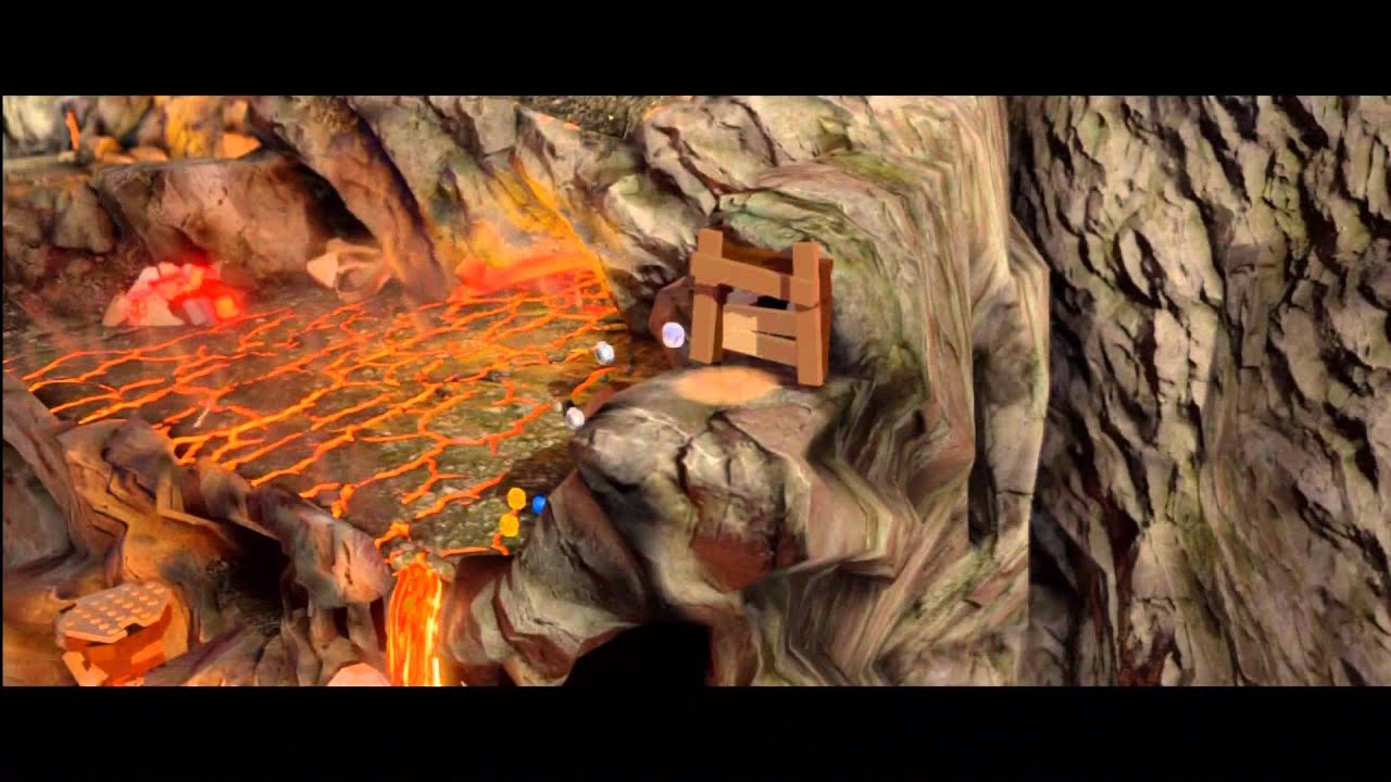 Mount Doom Lego Lord Of The Rings Free Play
