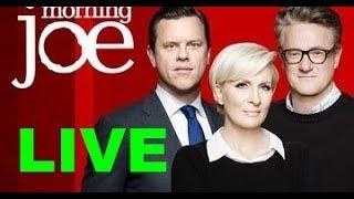 MSNBC  Live - Morning Joe Live stream